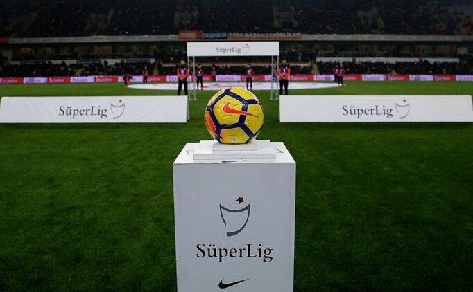 Süper Lig 1. Lig'de haftanın programı