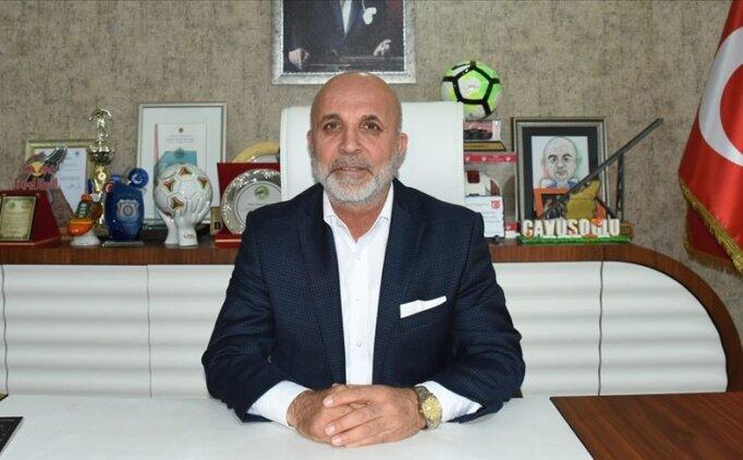Alanyaspor'un stadyum sponsoru yine Bahçeşehir Koleji