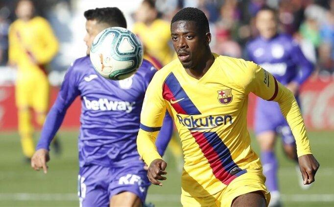 Barcelona, Dembele'nin sözleşmesi için harekete geçti!