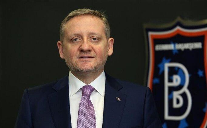 Başakşehir'den 'Profesyonel Futbol Yönetimi Sertifika Programı'