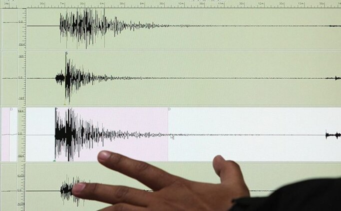 Marmaris'te 4.3 şiddetinde deprem!