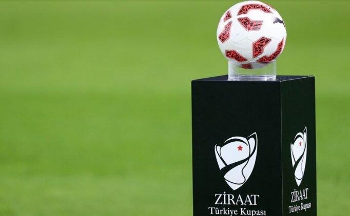 Ziraat Türkiye Kupası fikstürü belli oldu!