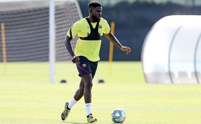 Samuel Umtiti, Barcelona'da kalmak istiyor