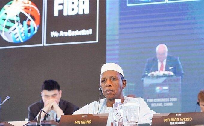 FIBA Başkanı taciz nedeniyle görevden çekildi