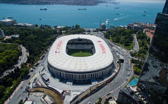 Beşiktaş'ta loca satışları başlıyor