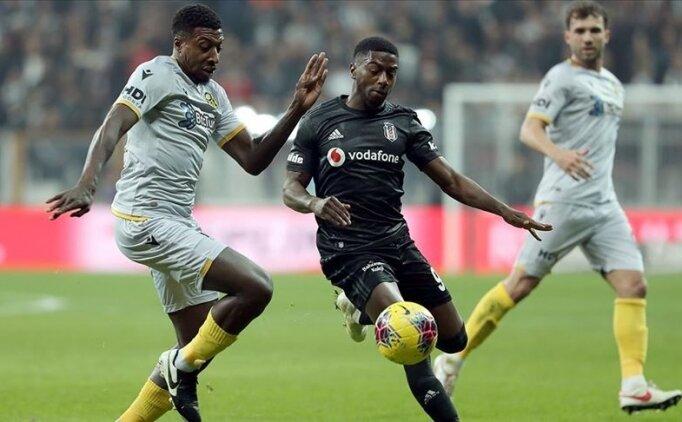 11'ler: Yeni Malatyaspor - Beşiktaş
