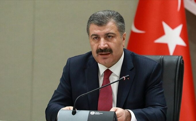 Sağlık Bakanı Fahrettin Koca'dan koronavirüs için yeni açıklama