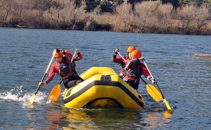 Rafting Federasyonu Başkanı: 'Rafting eşittir kardeşlik'