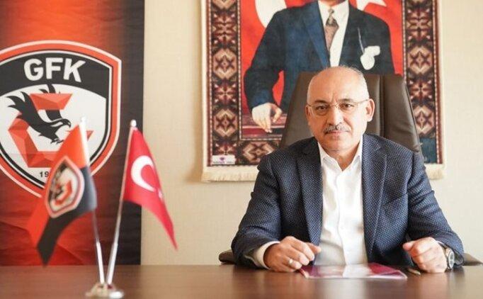 Gaziantep FK'da transfer açıklaması