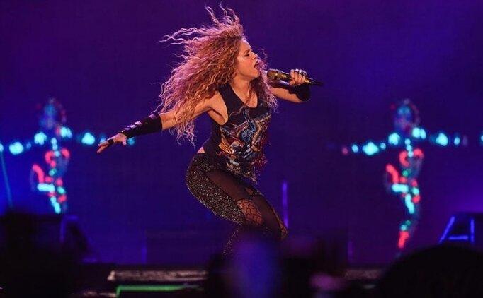 Shakira'dan 'çocuk' yasağına büyük tepki!