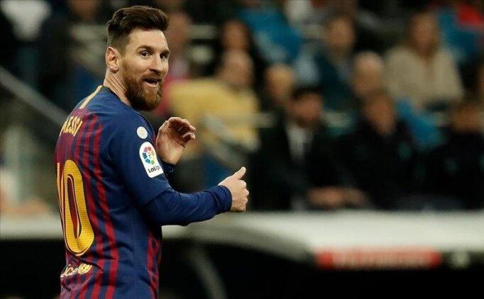 Josep Bartomeu'dan Messi ve Lautaro Martinez açıklaması