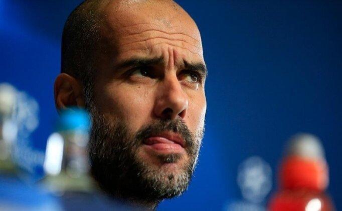 Pep Guardiola: 'Şampiyonlar Ligi takıntımız değil!'