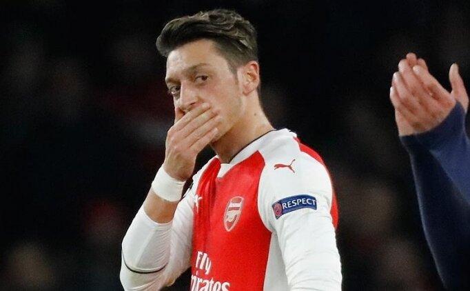 Mesut Özil: 'Hayal kırıklığı yaşıyorum!'