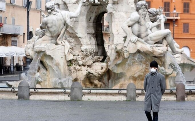 İtalya'da koronavirüs kıvılcımı, maçla ateşlendi