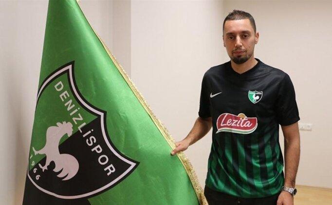 Ismail Aissati, Denizlispor'la sözleşmesini feshetti!
