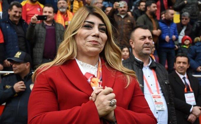 Kayserisporlu oyuncular, başkan Berna Gözbaşı'nın Anneler Günü'nü kutladı
