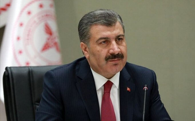 Sağlık Bakanı Koca, koronavirüsle mücadelede son verileri paylaştı
