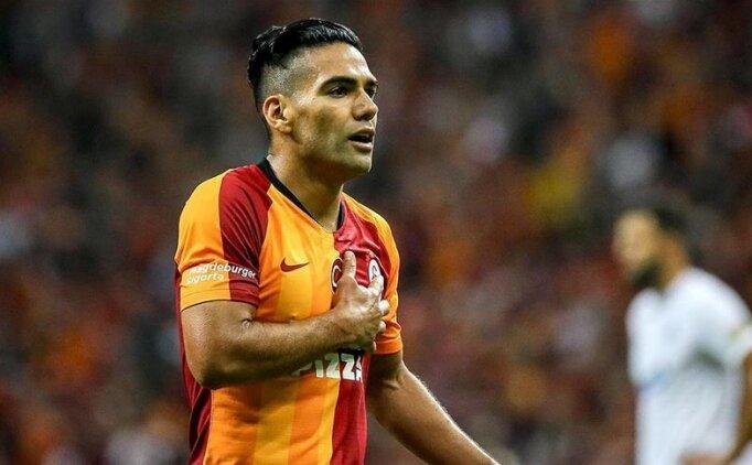 Galatasaray'da flaş gerçek! Falcao milyonlar kaybetti...