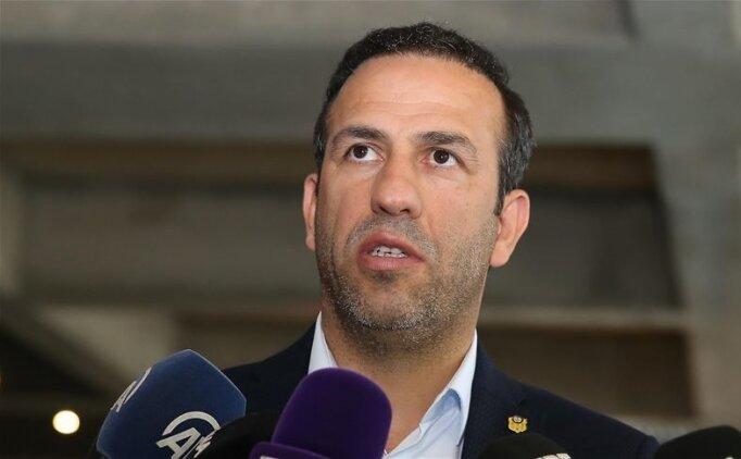 Malatyaspor'da açıklama: 'İzni olmayanlar protokole girdi'