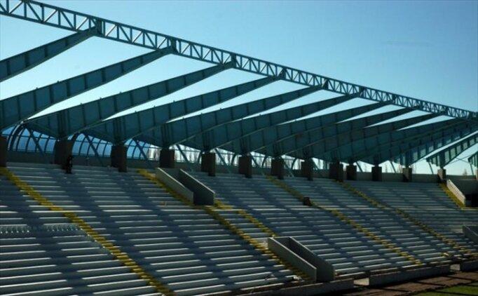 Erzurumspor için stadda 'buz' önlemi
