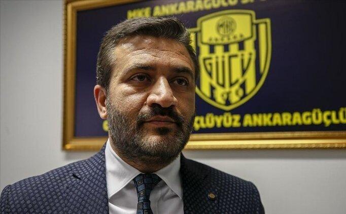 A.Gücü Başkanı Fatih Mert'ten İbrahim Üzülmez cevabı