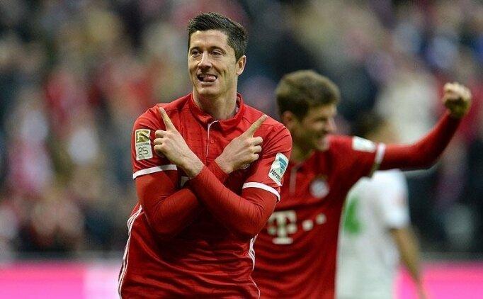'Lewandowski dünyadaki en iyi forvet'