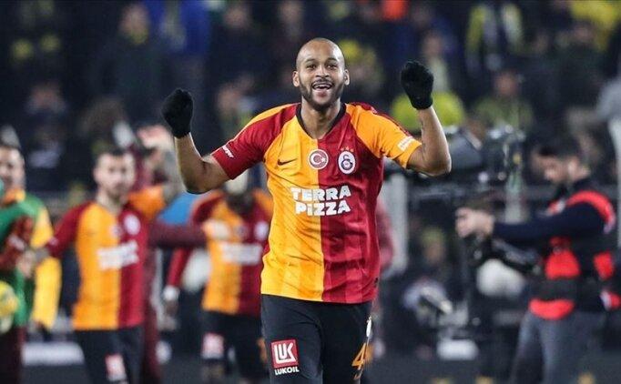 Galatasaray'da en istikrarlı Marcao, en golcü Falcao