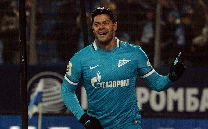 Beşiktaş'tan Hulk transferi kararı