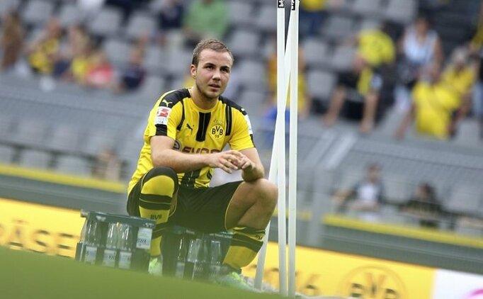 Borussia Dortmund açıkladı: 'Mario Götze, sezon sonunda ayrılacak'