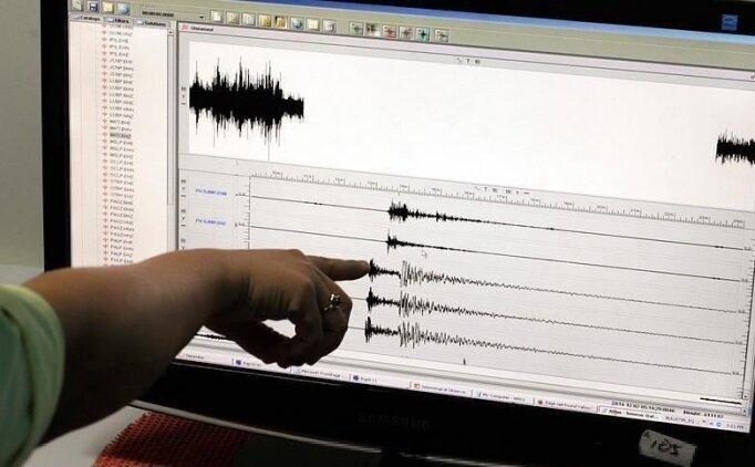 Akdeniz'de 4,1 büyüklüğünde deprem!