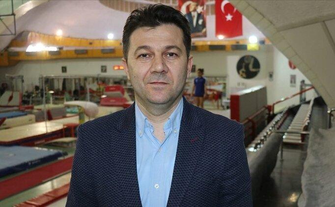 Suat Çelen: 'Dünya, Türk cimnastiğini konuşuyor'
