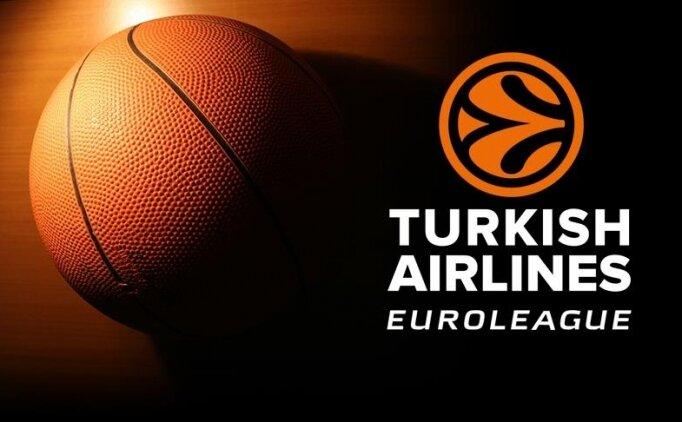 EuroLeague'de 'hükmen mağlubiyet' kuralı değişti