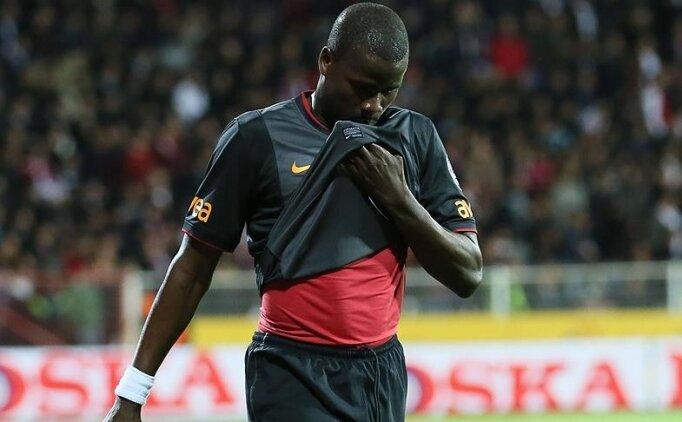 Galatasaray, Eboue'nin doğum gününü kutladı