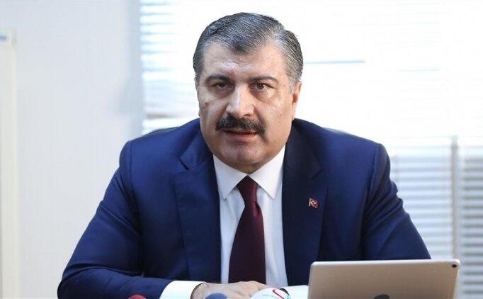 İşte Türkiye'de günün koronavirüs tablosu! Sağlık Bakanı açıkladı...