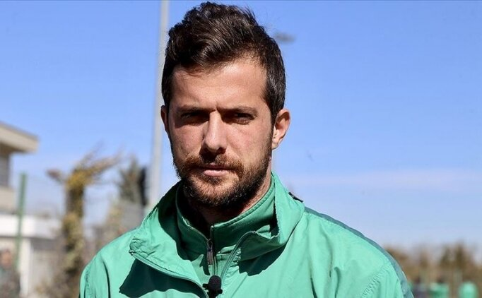 Konyasporlu futbolcu Uğur Demirok: 'Ligde kalacağız'