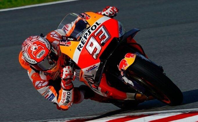 MotoGP'de Marc Marquez, peş peşe 3. yarışı kaçıracak