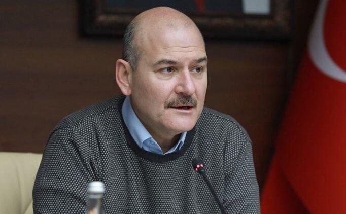 Süleyman Soylu'dan 'Sokağa çıkma yasağı' açıklaması