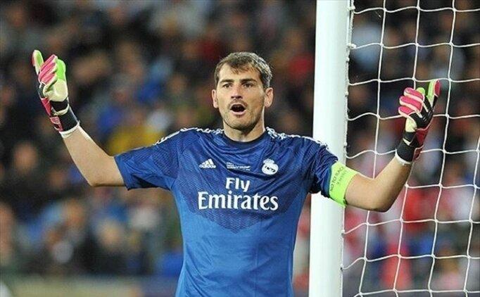 Casillas: 'Zidane ya da Ancelotti gibi bir hoca olurum'