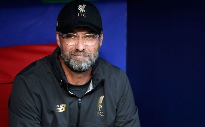Jürgen Klopp: 'Sancho'ya kırmızı forma çok yakışır'