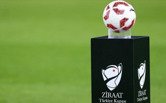 Türkiye Kupası 1. turda 12 maç tamamlandı