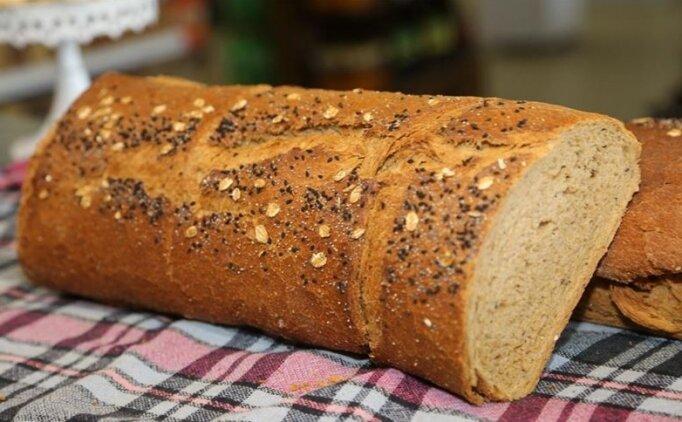 Evde ekmek nasıl yapılır, ekmek tarifi (YouTube videolu ekmek tarifi izle)