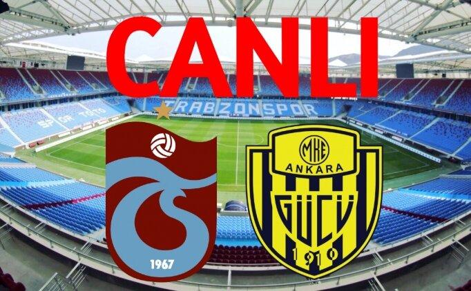 Trabzonspor maçı radyodan dinle, Trabzonspor Ankaragücü TRT Radyo 1