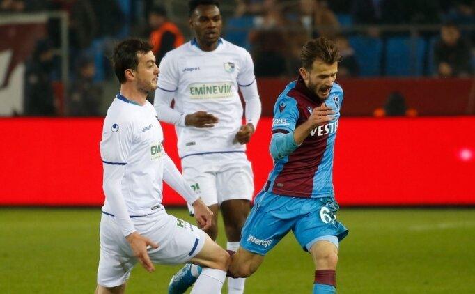 Trabzonspor Erzurum'a 'asları' götürmedi