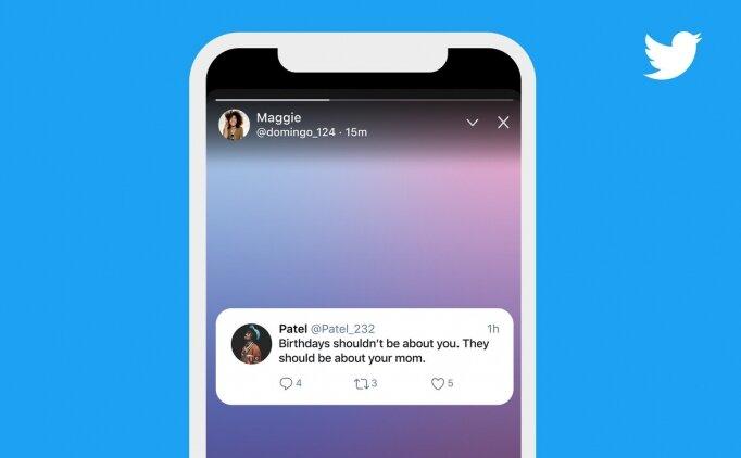 Twitter story, twitter hikaye, twitter fleets nedir? Twitter story nasıl atılır?