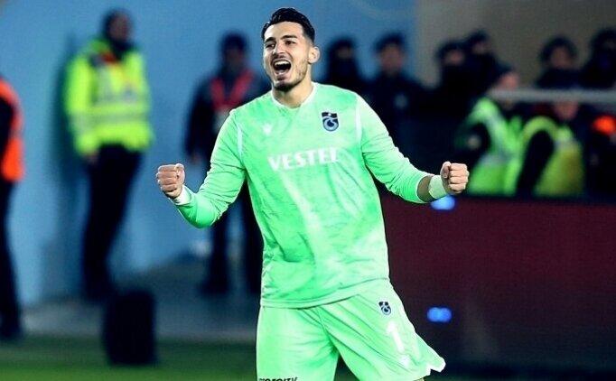 Trabzonspor'da altyapının gururu: Önce Yusuf Yazıcı şimdi Uğurcan Çakır