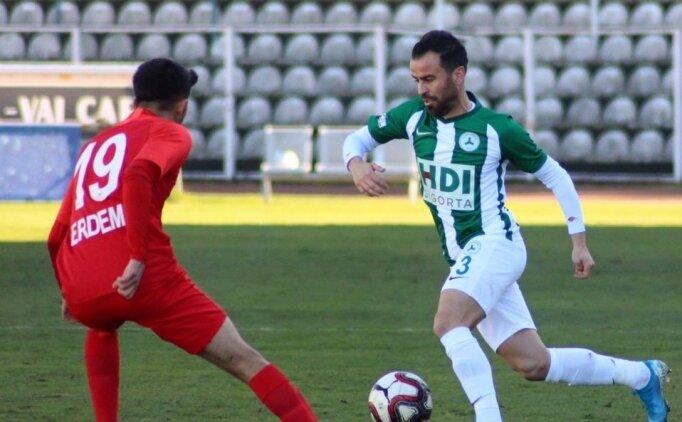 Giresunspor evinde İstanbul ekibini mağlup etti
