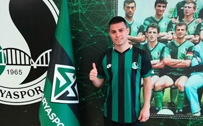 Genç futbolcu Hasan Bilal: 'Kasımpaşa'da devam etmeyi çok isterim'