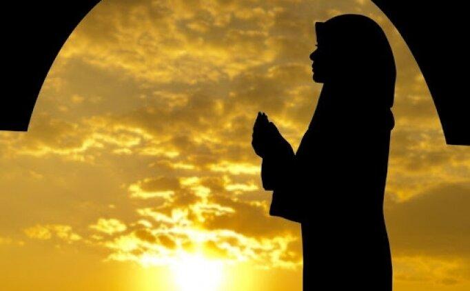 Adetli olan kadın kadir gecesinde nasıl ibadet eder, Diyanet İşleri açıklaması !