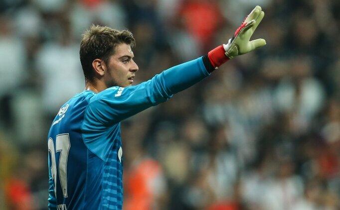 Beşiktaş'ta Sergen Yalçın'dan Utku Yuvakuran kararı