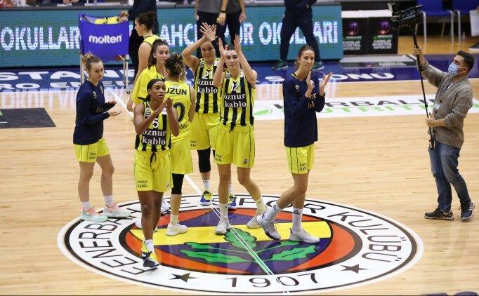 Fenerbahçe Öznur Kablo'nun rakibi USK Prag